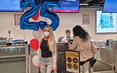 Obilježeno 25. godina linije Zagreb – Sarajevo