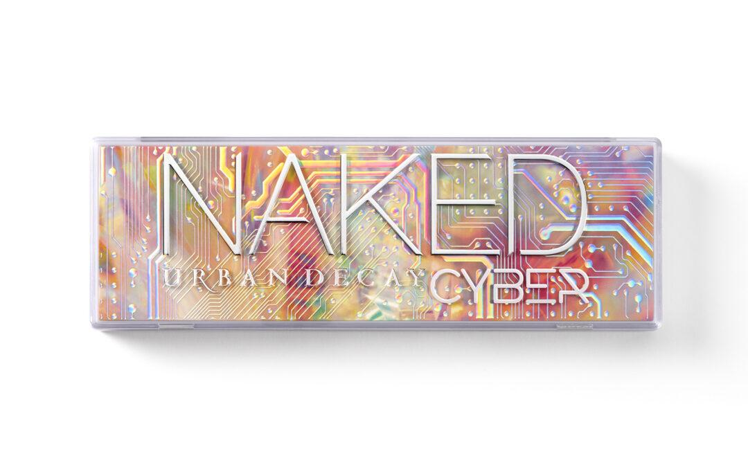 Naked Cyber – futuristička paleta veganskih sjenila