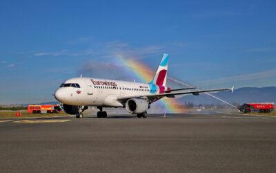 Eurowings obnovio izravne letove Düsseldorf – Zagreb