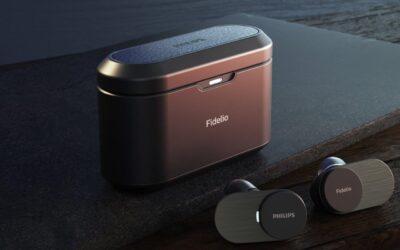 Philips Sound predstavlja vrhunske slušalice Fidelio T1