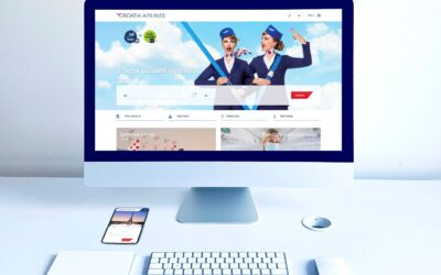 Croatia Airlines još dostupnija na novim web stranicama