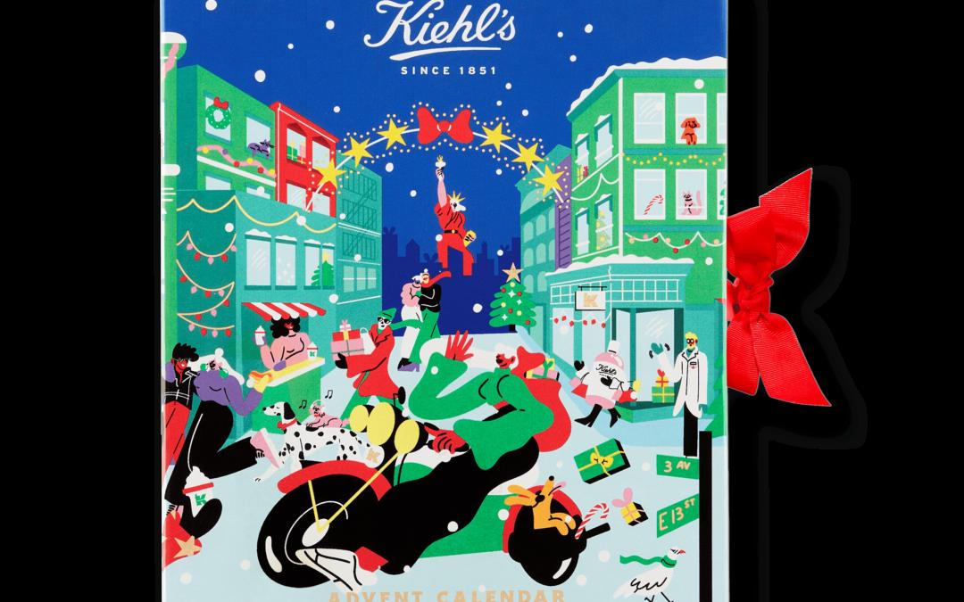 Stigao je limitirani Kiehl's adventski kalendar